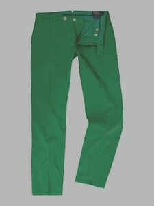 Nwt-Ralph-Lauren-Polo-boys-Fall-II-Chino-pants-size-20-green-with-navy-pony