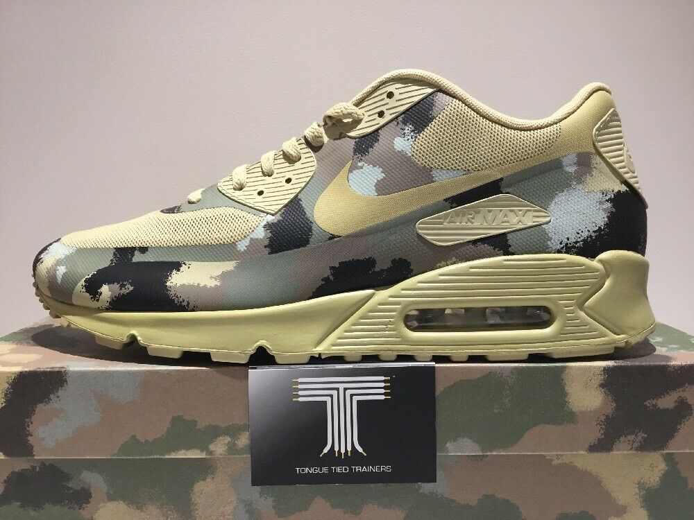 Nike Air Max 90 HYP SP   Camo Collection  596529 320  Uk Size 13