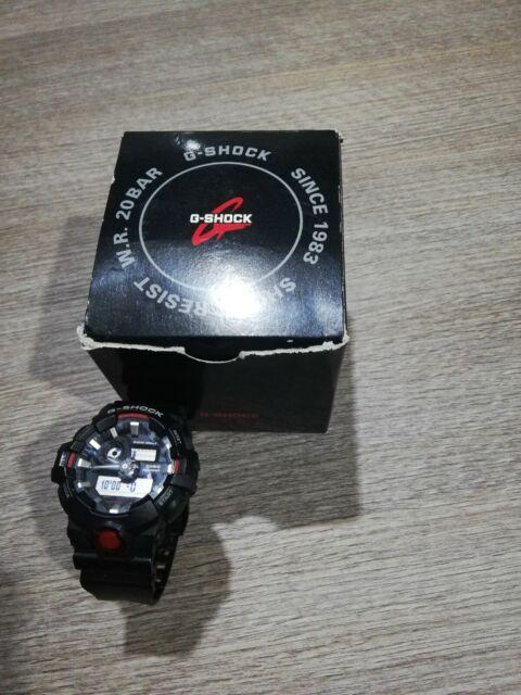 negozio online prezzo più basso selezionare per lo spazio Orologio Casio G-Shock GA-700-1AER - super offerta | Acquisti ...