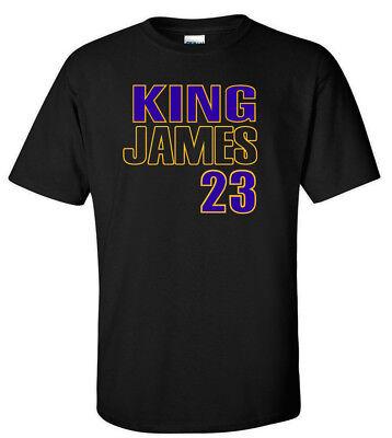 Black Lebron James Los Angeles Lakers