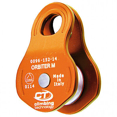 CLIMBING TECHNOLOGY ORBITER M PULLEY