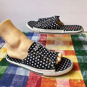 more photos 6dc40 783eb Image is loading CONVERSE-Chuck-Taylor-All-Star-CUTAWAY-Sandal-Womens-