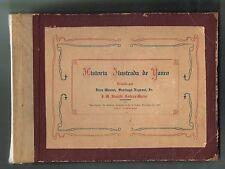 Historia Ilustrada De Yauco Puerto Rico 1925 Juan Masini Andres Mattei Negroni