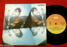 U2 - Gloria- Rare Irish 'Sunburst' CBS label + Pic Sleeve (Vinyl Record)