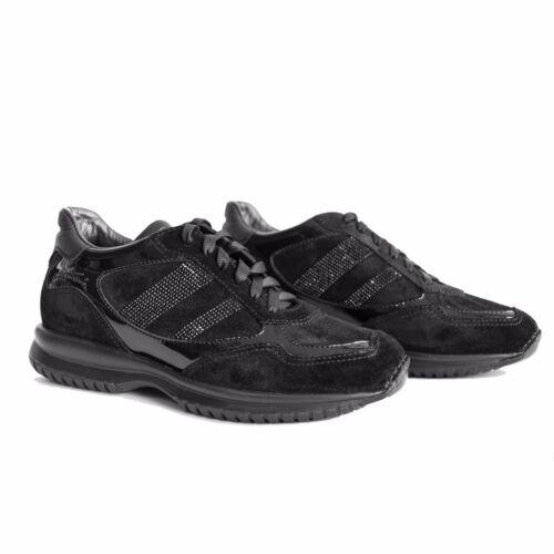 Santoni Col Sneaker vari Tg Donna nero Scarpa SrqnT4S