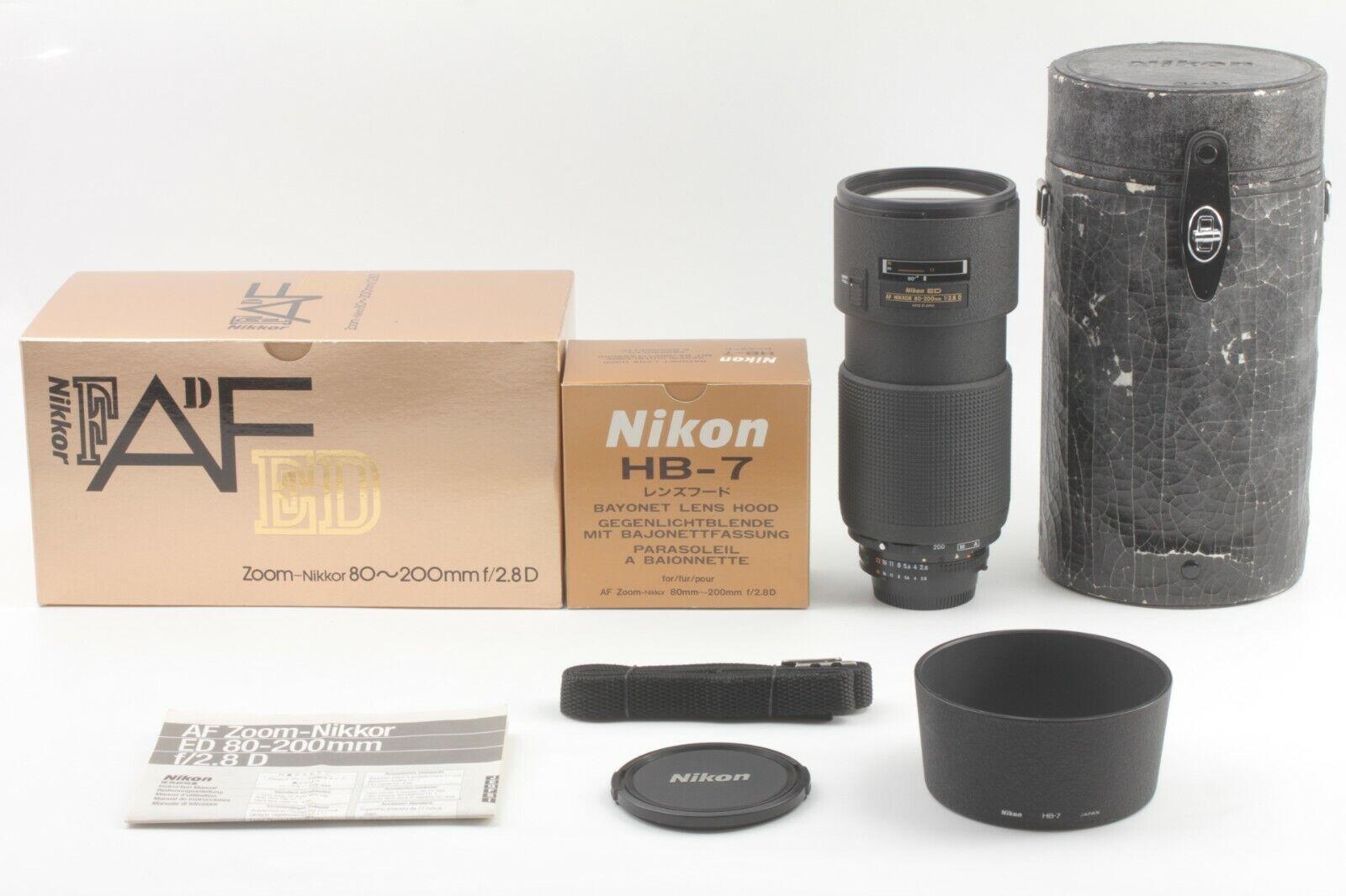 Lens Hoods HB-7 Lens Hood Shade for Nikon AF 80-200mm f//2.8D ED Lens Lens Accessories