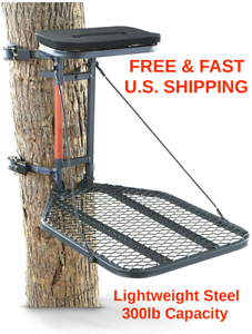 Tree Stand Hang On Free 2 Ratchet Straps Amp Fas Safety