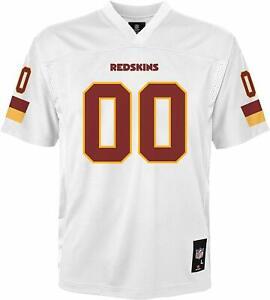 Details about Outerstuff NFL Football Toddler Washington Redskins Fashion Jersey