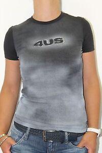 Mis Pu5236 Donna Blu 09 Woman Футболка 4us Paciotti Pp T 42 Frau shirt q0wgzz