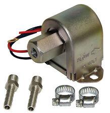 VW Beetle Electric Fuel Pump - Low Pressure 1-4 PSI for Carburetors Bug Buggy
