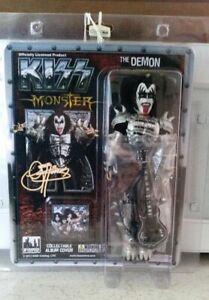 Efficace Kiss Figurine Gene Simmons Deluxe Variante Poupée Monster-afficher Le Titre D'origine Renforcement Des Nerfs Et Des Os