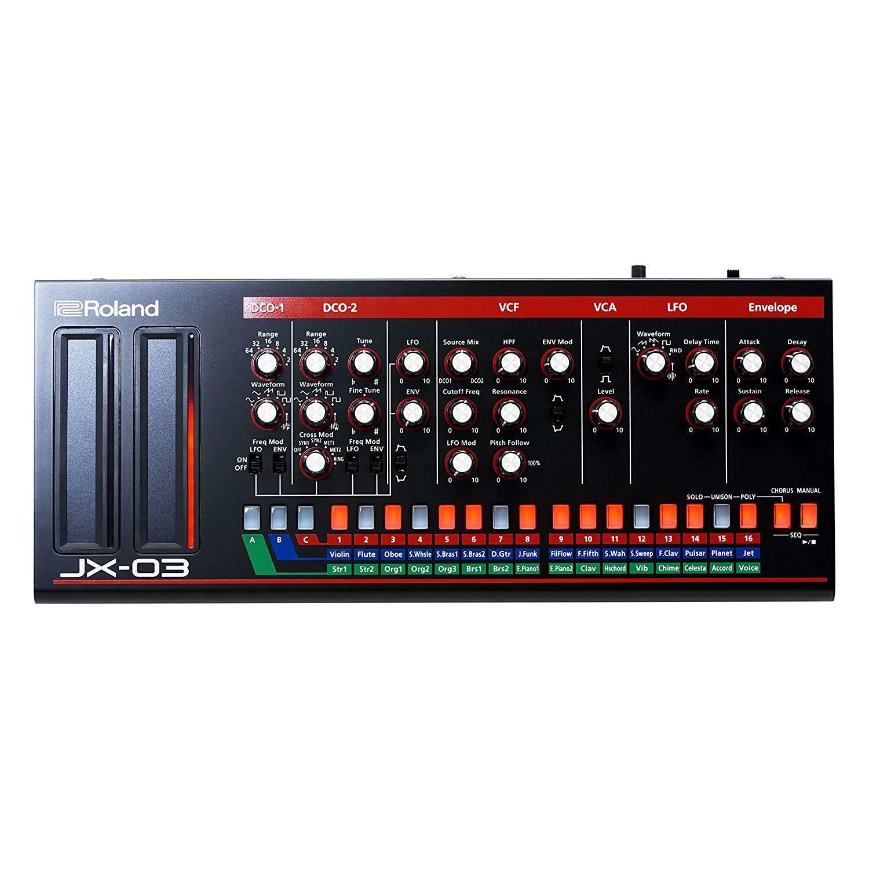 ROLAND BOUTIQUE JX-03 SOUND MODUL Musik SyntheGrößer EMS w  Tracking NEU