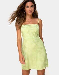 MOTEL-ROCKS-Boyasly-Slip-Dress-in-Satin-Rose-Lime-S-Small-mr34