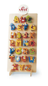 Letters-Wood-Sevi-Alphabet-Animals-For-Children-039-s-Rooms-Shipping-Traced