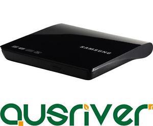 New-Samsung-8x-Slim-USB-2-0-External-Portable-Black-DVD-RW-Burner-For-Mac-PC