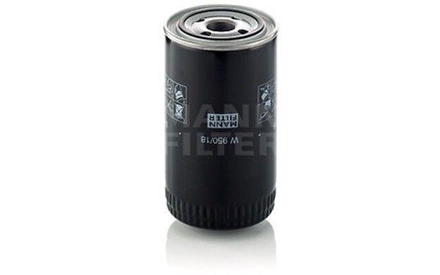 MANN-FILTER Filtro de aceite para PEUGEOT 407 W 950/18