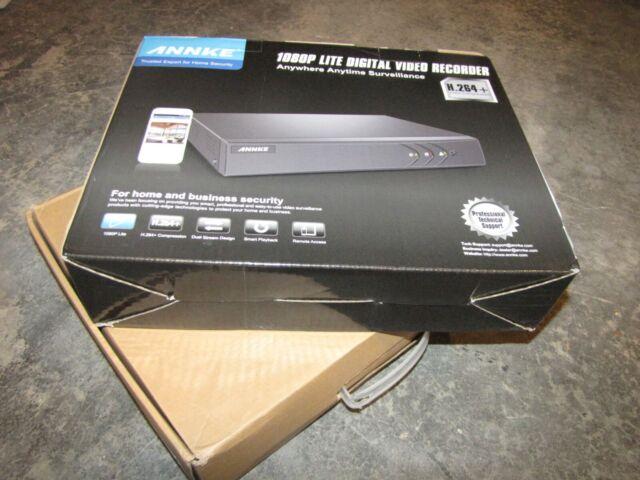 Annke Dvr 1080p Lite Dn81r 8 Channel 1tb Hdd For Sale Online Ebay