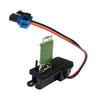 Heater Blower Motor Resistor For Chevrolet Express 1500 2500 Gmc Savana 3500