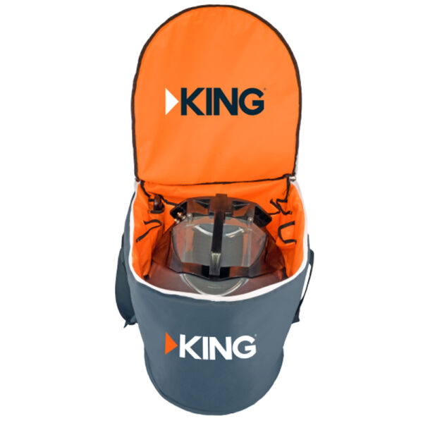 Actief King Portable Satellite Antenna Carry Bag F/tailgater Or Quest Antenna Om Te Genieten Van Een Hoge Reputatie Op De Internationale Markt