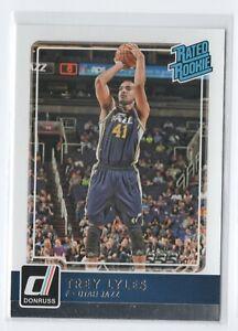 15-16-Donruss-Rated-Rookies-RC-212-Trey-Lyles-Utah-Jazz