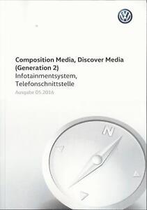 VW-COMPOSITION-DISCOVER-MEDIA-2016-Infotainment-Telefon-Betriebsanleitung-RN