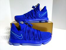 47a4ea542c44 Nike Zoom KD 10 Mens Size 11 Shoes Racer Blue Light Menta Black 897815 402  for sale online