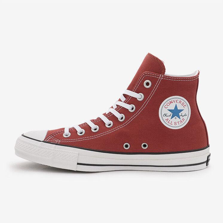 Converse All Star 2018 Colores Hi Taylor Rojo Ladrillo limitada Chuck Taylor Hi Exclusivo De Japón 1657cb