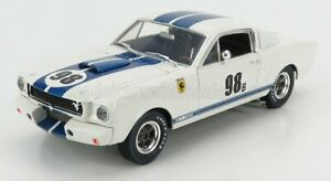 SHELBY-COLLECTIBLES 1/18 FORD USA | MUSTANG SHELBY GT 350R TEAM TERLINGUA RAC...
