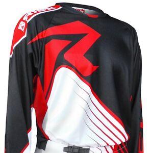 Risk Racing Ventilate Large motocross jersey Digital Yellow Moto X RACE GEAR