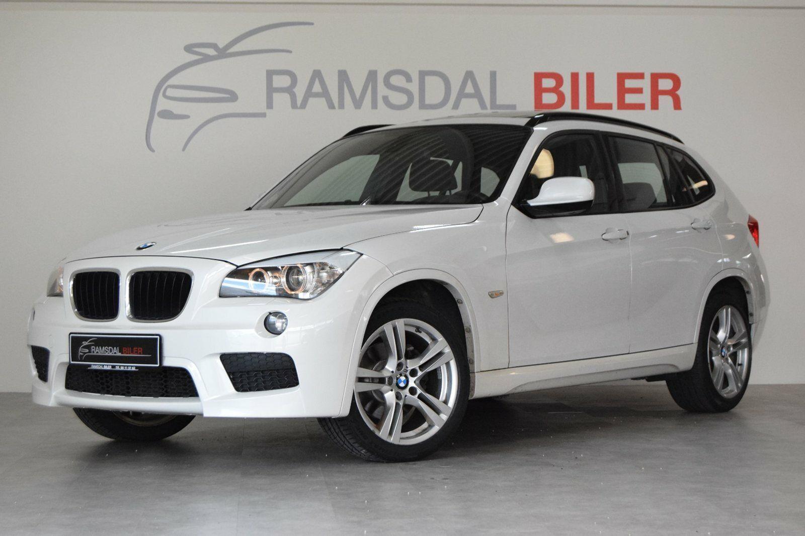 BMW X1 2,0 xDrive20i aut. 5d - 299.800 kr.