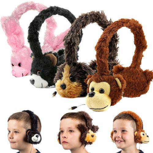 Fluffy Animale Bambini 3.5mm Divertente Cuffie Per Vtech Innotab 3//3s//3S Plus