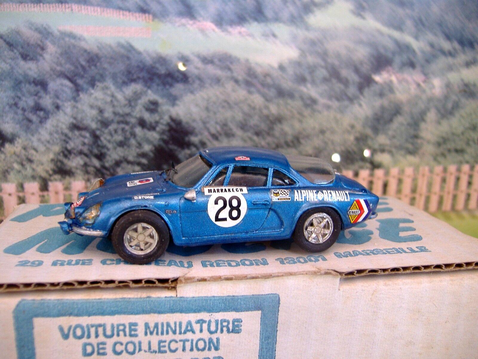 1   43 provence moulage (frankreich) im monte carlo 71 handgefertigte harz modell - auto