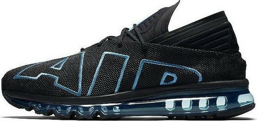 Nike Air Max Flair fonctionnement homme 942236-010 noir Neo Turquoise fonctionnement Flair chaussures 5c0be9