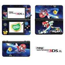 Super Mario Vinyl Skin Sticker for NEW Nintendo 3DS XL (with C Stick)