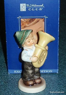 """Spring Tune"" Goebel Hummel Exclusive Figurine #2243 TMK8 With Original Box!"