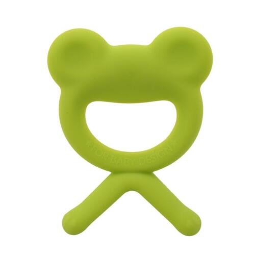 1Pc Baby Teethers Silicone Teething Toy Molar Stick Funny Infant Chews Toys 6L