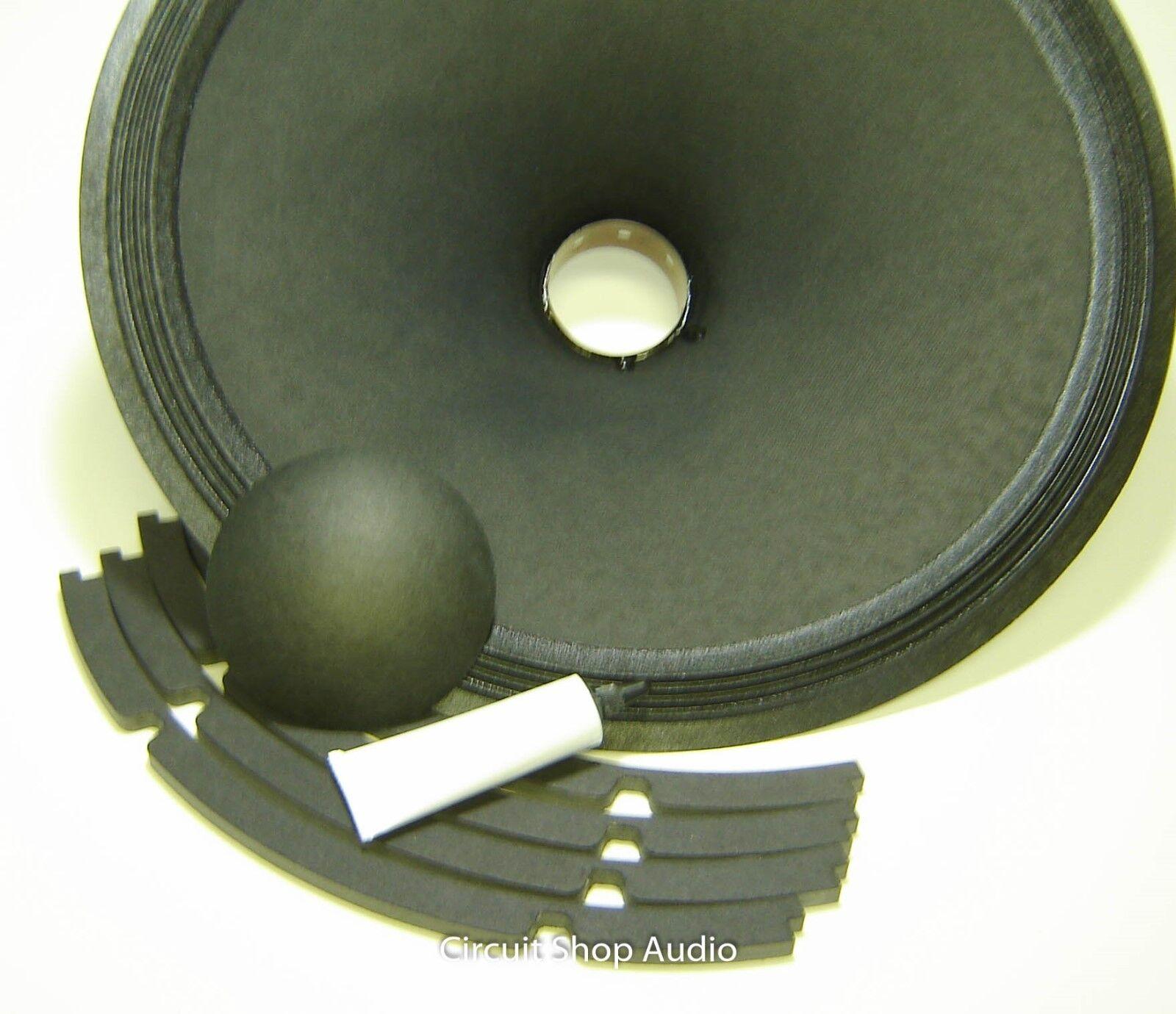 Preassembled Electro Voice EVM-18B Recone Kit - 18  EV  Repair kit