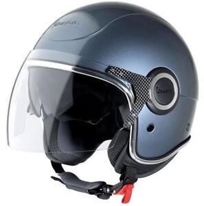 228566b4c0ad9 Image is loading Vespa-VJ-Helmet-Grigio-Dolomiti-Vespa-Helmet-With-
