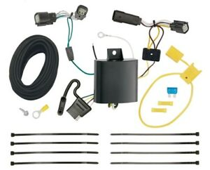 Details about Trailer Wiring Harness Kit For 2015-2018 Ford Edge SE on universal miller by sperian harness, universal radio harness, universal steering column, universal ignition module, universal battery, universal fuel rail, universal fuse box, universal heater core, stihl universal harness, universal equipment harness, lightweight safety harness, construction harness, universal air filter,