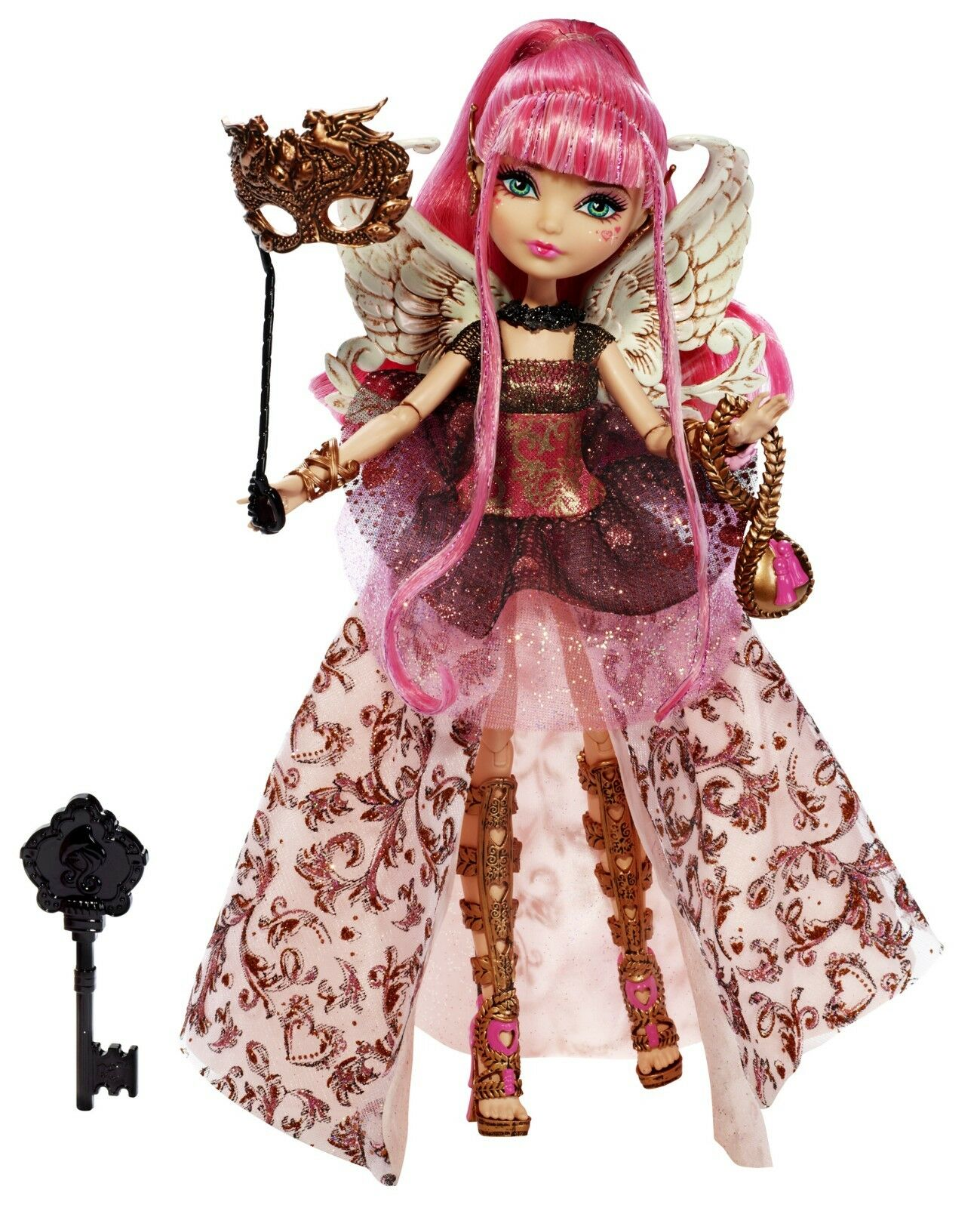 Ever After High C. A. Cupid Tochter von Eros THRONFEST Thronecoming OVP BJH52