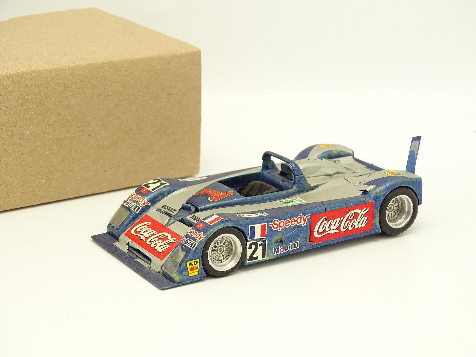 Provence Moulage Kit Montado Sb 1 1 1 43 - R&s Oldsmobile Le Mans 1998 bc2116