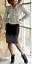 Ashro Black White Yellow Talisha Blouse Top Size 12 16W 1X PLUS