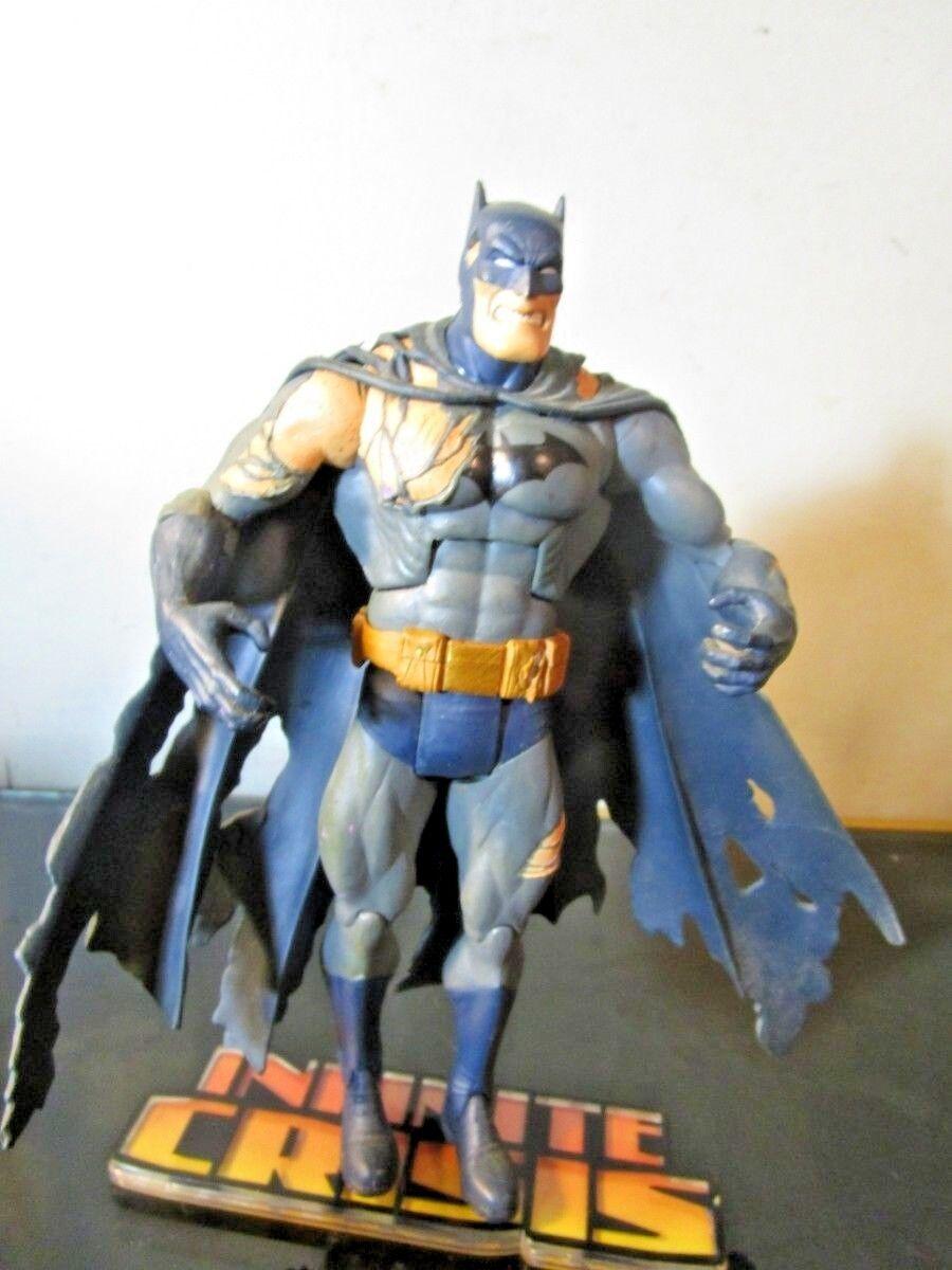 DC Direct Infinite Crisis Batman Series 2 Action Figure Loose