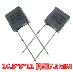 20-un-MKP62-X2-473K-275V-0-047UF-47NF-de-polipropileno-Film-Capacitor-P-7-5mm