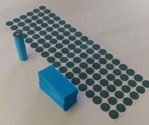 108-pcs-Pre-Cut-18650-Insulator-and-SKY-BLUE-PVC-Heat-Shrink-Wrap-Vape-ebike