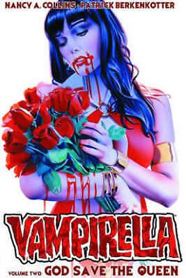 1 of 1 - Vampirella Volume 2: God Save the Queen