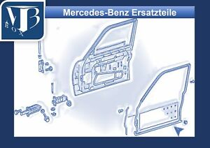 Mercedes-Benz-W126-280SE-Door-Seal-Sealing-Frame-Front-Right-Passenger-Side