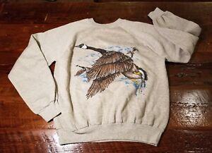 canada goose Sweatshirts BEIGE