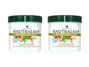 19-98-L-Herbamedicus-Teufelskralle-Hautbalsam-2-x-250-ml-skin-balm