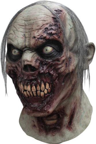 Furieux Walker Zombie Latex Effrayant Halloween Tête /& Poitrine Masque